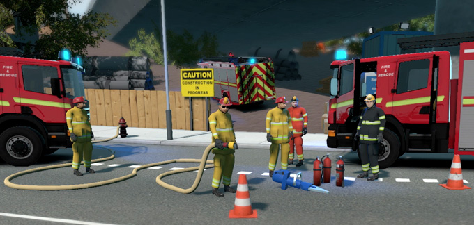 Flashing Lights: Police - Fire - EMS [Steam Early Access]